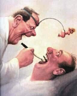 La musica dai dentisti: tanto rumore per nulla